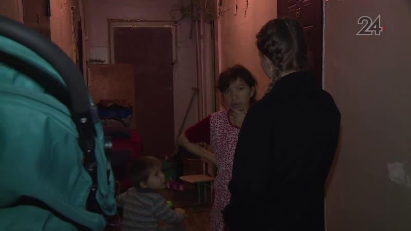 В Зеленодольском общежитии мужчина убил соседа табуретом