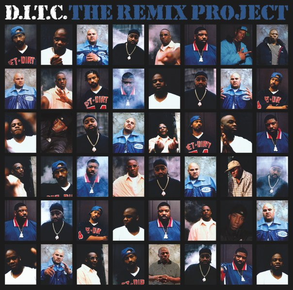 D.I.T.C. - The Remix Project (2014)