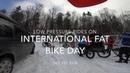 International Fat Bike Day '18