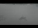 25 июля 2018 г Небо пеpед дождем и маленькое облачко в фоpме буквы -М.Основянский p-н.