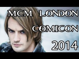 Leon Chiro Knife Tricks as Leon S.Kennedy Cosplay in MCM London Comicon 2014