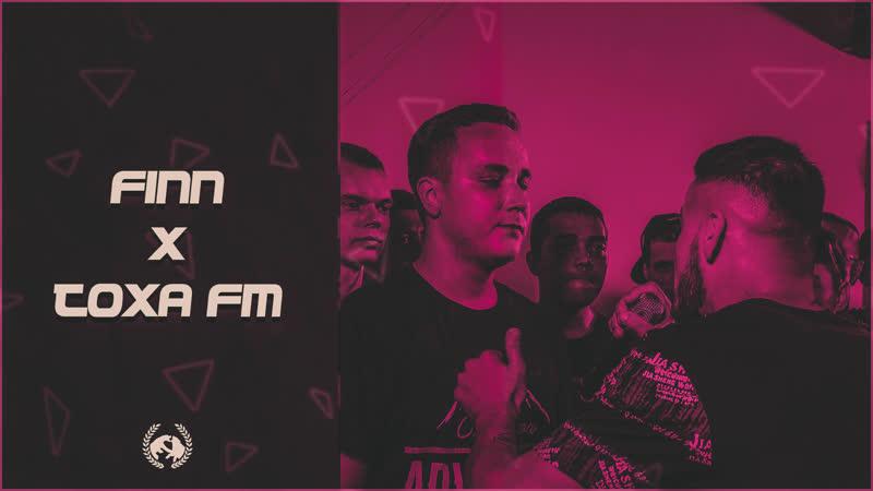 SLOVO FINN - TOXA FM | НОВОСИБИРСК