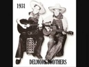 I'LL LET THE FREIGHT TRAIN CARRY ME ON - DELMORE BROTHERS