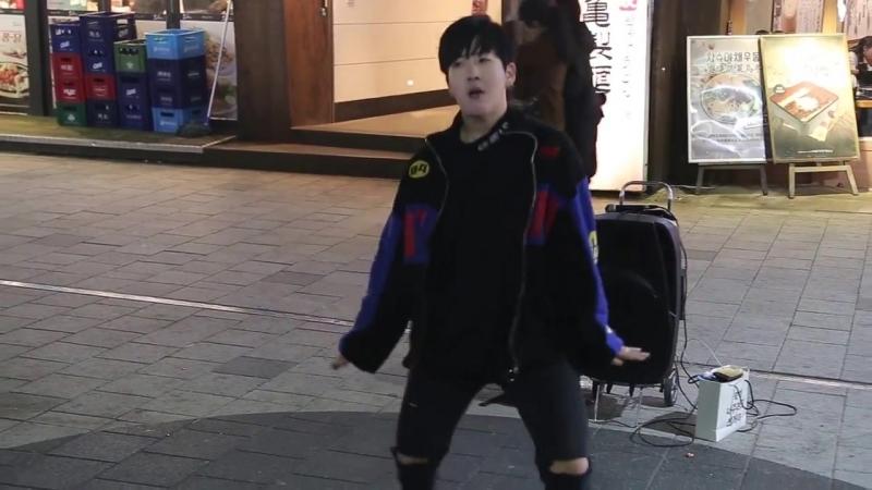 JHKTV]홍대댄스 디오비 hong dae k-pop dance dob never ever