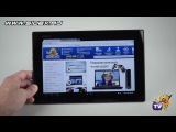 Sidex.ru: Распаковка Sony Xperia Tablet Z LTE