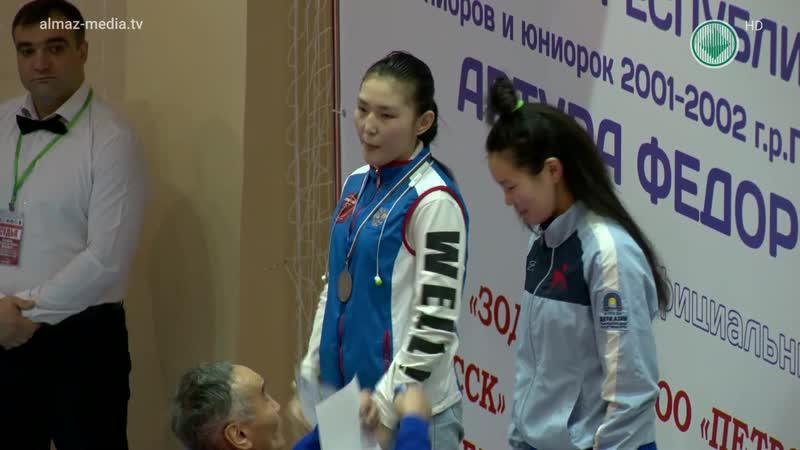 Специальный репортаж.Первый турнир Республики Саха Якутия по боксу прошел в Ленске