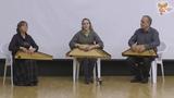 Игра на Гуслях и фланкировка казачьей шашкой. Семейный ансамбль АЛАТЫРЬ и Юлона Стоянова