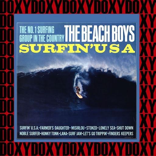 The Beach Boys альбом Surfin' USA (Bonus Track Version) [Hd Remastered Edition, Doxy Collection]