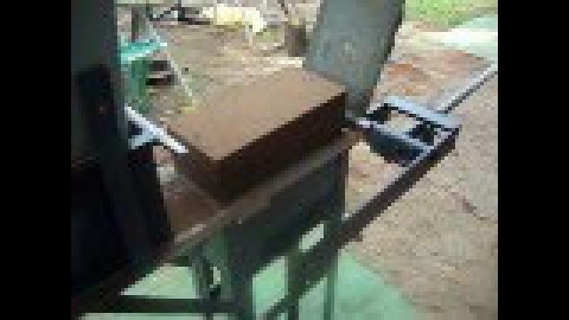 Ecomómico y eficáz sistema de fabricación de ladrillos de primera calidad