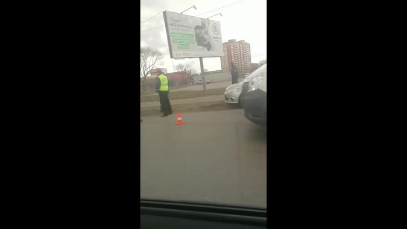 Авария у ДК Рубин
