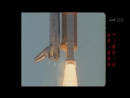 Space Shuttle Slow Motion Footage in