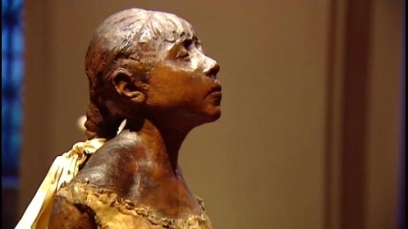 Четырнадцатилетняя танцовщица - Эдгар Дега / Edgar Degas: La Petite Danseuse de Quatorze Ans