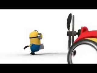 Video Lucu jajaja estos minions si que son malos!