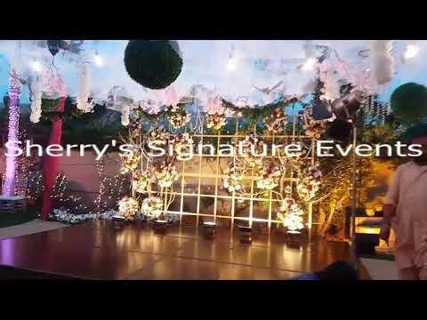 Sherry's Signature Events Flower Arrangement P 25