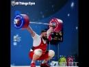 Лаша Талахадзе 221 кг