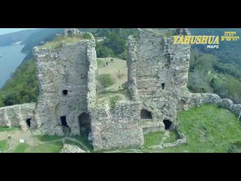 Yoros Kalesi czyli Starożytna Jerozolima miejsce kaźni Yahushua