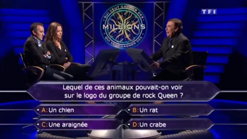 Qui veut gagner des millions (14.02.2013) - Spéciale Pièces Jaunes