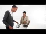 Jamel Debbouze et Stromae    Alors on danse     EP 2