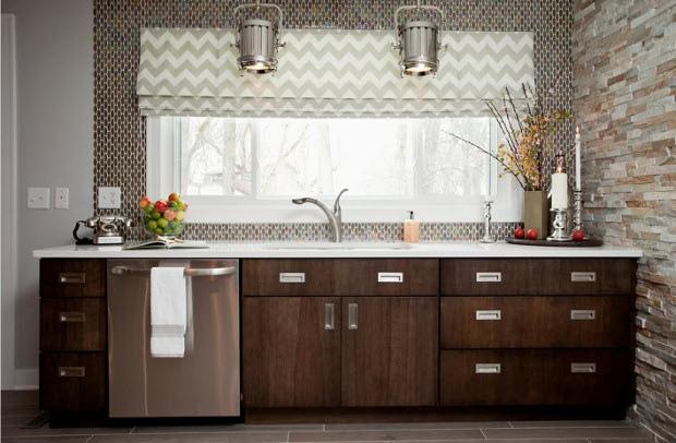 Шторы на кухню 2019 фото: современные, новинки дизайна