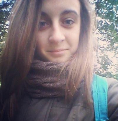 Kseniya Sharag, 14 апреля 1997, Орша, id68317622