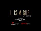 Luis Miguel La Serie #LuisMiguelLaSerie, un nuevo episodio cada semana a partir del 22 de abril, en LATAM y España por @Netfli