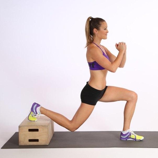 ТОП-10 упражнений: убиваем ноги, ягодицы, пресс...