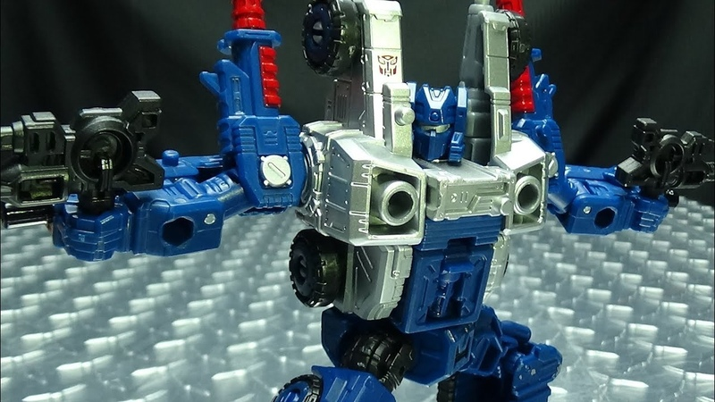 Siege Deluxe COG: EmGo's Transformers Reviews N' Stuff
