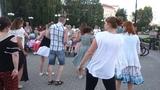 Танцы на Театральной площади г. Сыктывкара 22.07.2018 - 09 - Barefoot - Ray Collins Hot Club