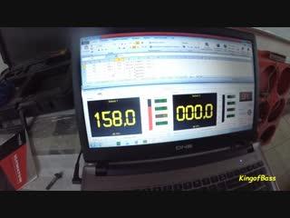 Замеры мощности усилителя Ural Ultimatum UT 1.13800
