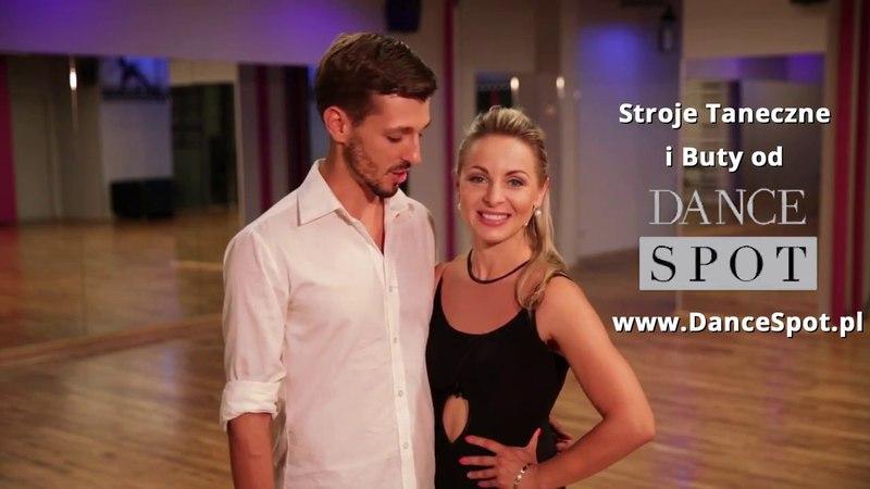 Despacito - Pierwszy Taniec - Lekcja - Część 1 z 5 [DANCEBOOK.PL]