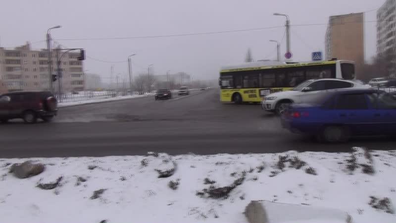 Отходы 5 класса опасности на въезде в город Волжский.