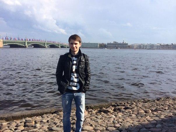 Василий Нелюбов | Санкт-Петербург