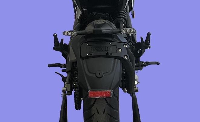 Дизайн мотоциклов Harley-Davidson HD350/Benelli 350S/Qianjiang QJ350