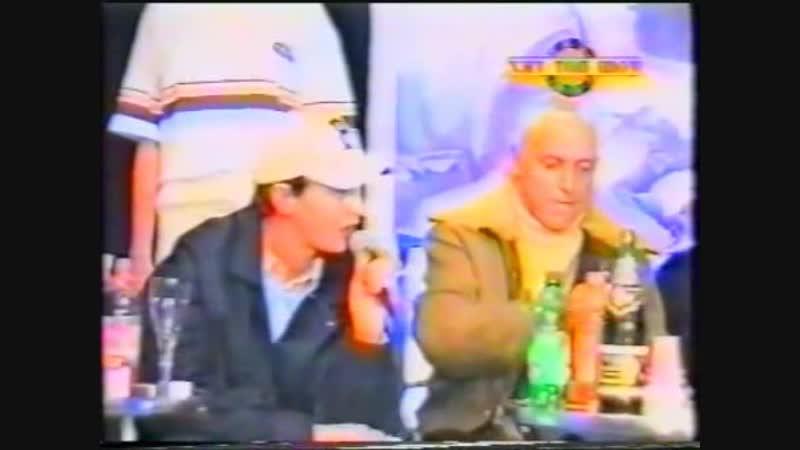 Scooter - Репортаж с концерта в Санкт-Петербурге (27.02.1997)