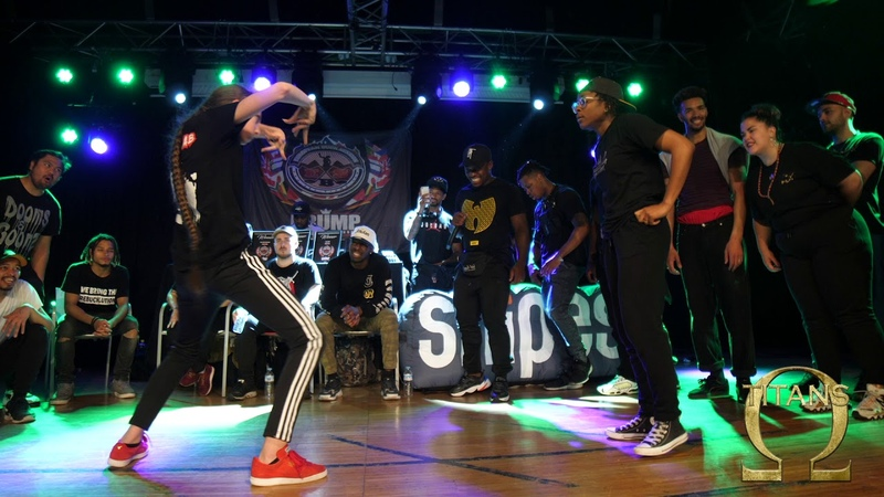 EBS SPAIN QUALIFIER | FINAL KRUMP GIRLS | MUBULU VS BABY GIRL NAAB