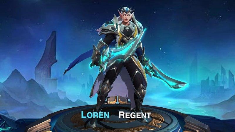 New Skin Loren Regent