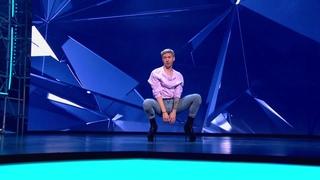 ТАНЦЫ: Антон Лушичев (Макс Корж - Напалм) (сезон 5, выпуск 8)