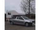 Съемный жилой модуль на легковой авто типа комби