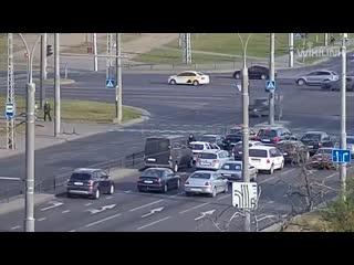 ДТП Пионерская - Московская Брест.