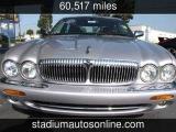 2000 Jaguar XJ8 Vanden Plas Used Cars - Anaheim,California