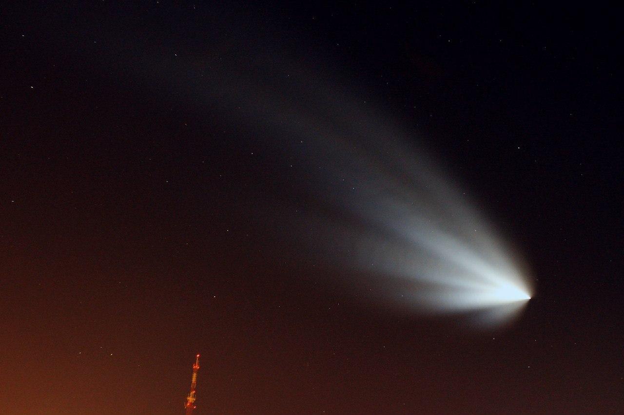 Сегодня ночью на севере Европейской территории России произойдет шоу космического масштаба!