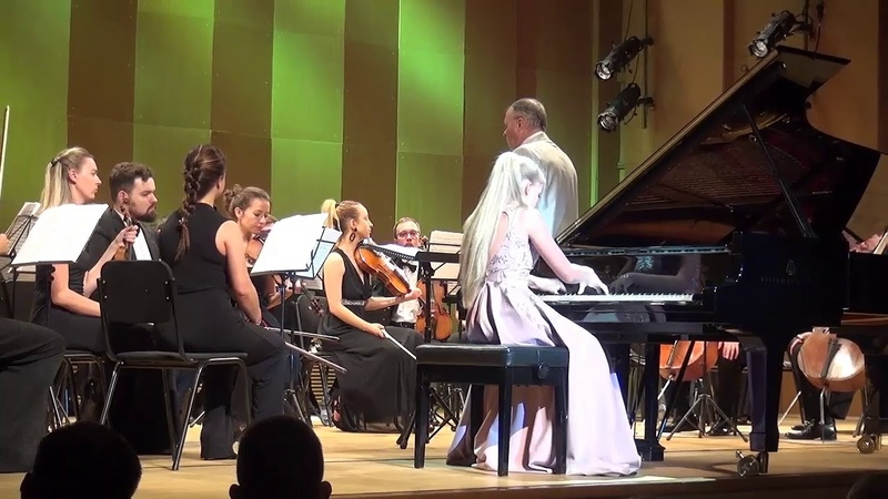 15 09 18 S Menshikova in Queen music invites cycle at Pavel Slobodkin Concert Hall Fragment