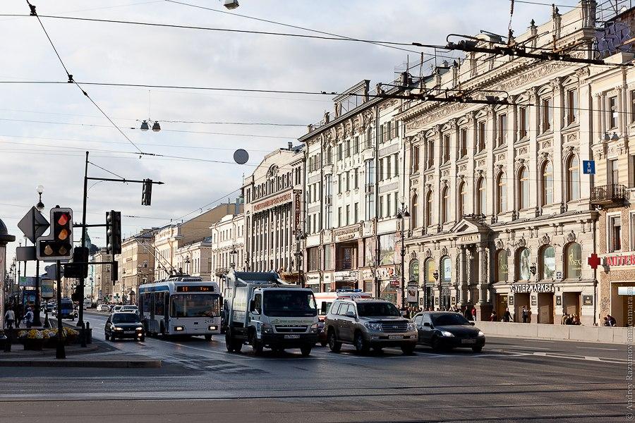 Невский проспект Пассаж