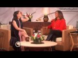 Alyssa Milano Talks Baby Talk - The Queen Latifah Show Rus Sub