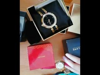 Спешу поделиться с вами моя коллекция часов от Орифлэйм. Они такие яркие стильные красивые и вы знаете в чем фишка??)) все эт