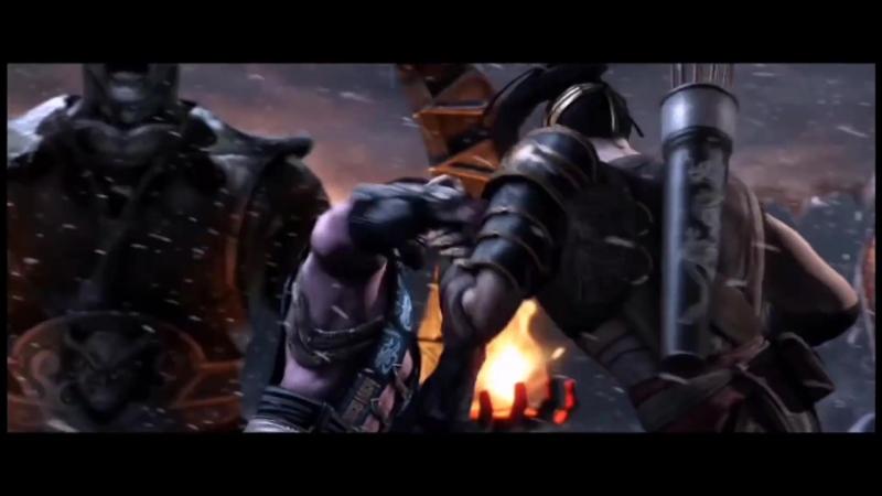 Mortal Kombat X GMV - Diamond Eyes