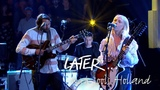 LUMP (Laura Marling and Tunngs Mike Lindsay) perform Curse of the Contemporary on Later with Jools