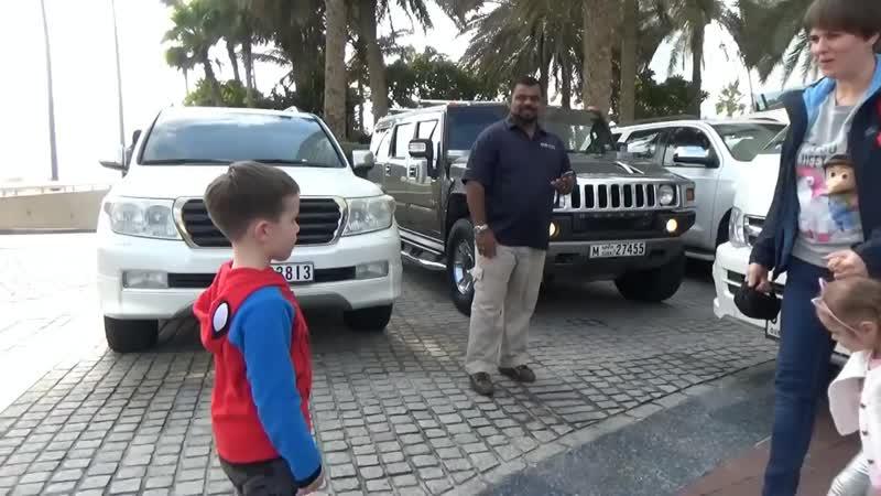 1 000 000 ПОДПИСЧИКОВ на Канале Mister Max Сафари на Хаммере в Дубаи День 4 1