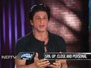 Intreview With Shahrukh Khan@iamsrk On Ndtv 2011 Iam SRK