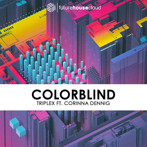 TRIPLEX альбом Colorblind Feat. Corinna Dennig (Original Mix)